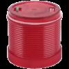 Kép 1/2 - Fényjelző oszlopelem, piros 24V AC/DC