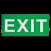 Kép 5/5 - Kijáratjelző matrica exit