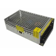Tápegység 150W, 12VDC 12A, (16x10x4 cm)