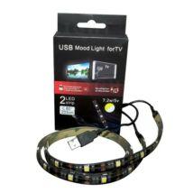 Háttérvilágítás TV-hez, USB