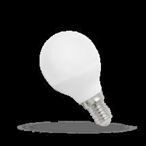 Led kisgömb E14 4W hideg fehér