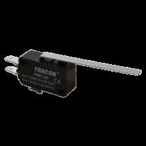 Hosszított rugószáras mikrokapcsoló