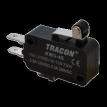 Görgős rugószáras mikrokapcsoló