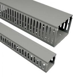 Perforált csatorna 40X80 mm
