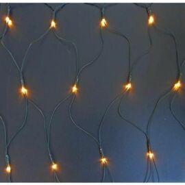 Karácsonyi fényháló 1,5x1,5m meleg fehér