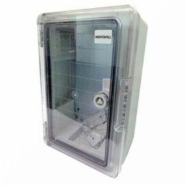 MV Műanyag elosztószekrények átlátszó ajtóval