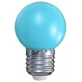 Led dekor, kék, E27