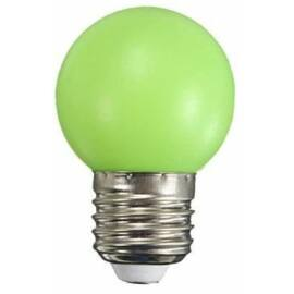 Led dekor, zöld, E27