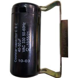 Kondenzátor Ind. üzemű  40- 50mF
