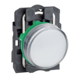 Harmony LED-ES Jelzőlámpa, fehér 230V