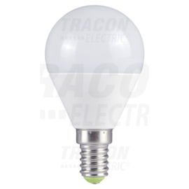 Led fényforrás E14, 5W, meleg fényű