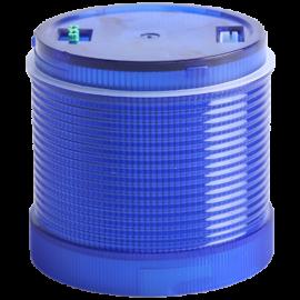 Fényjelző oszlopelem, kék 24V AC/DC