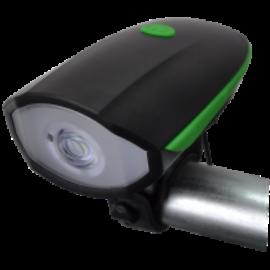 Tölthető LED biciklilámpa BLCA3W