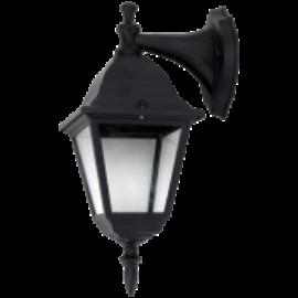 Kültéri oldalfali csüngő lámpatest