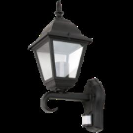 Kültéri oldalfali mozgásérzékelős lámpatest
