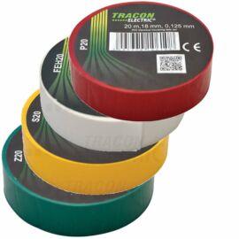 PVC szigetelőszalag több színben