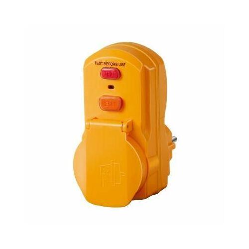 Mobil életvédelmi relé 16A 30mA