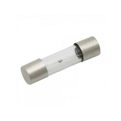 Üvegcsöves 5x20 gyors kioldású biztosítékok
