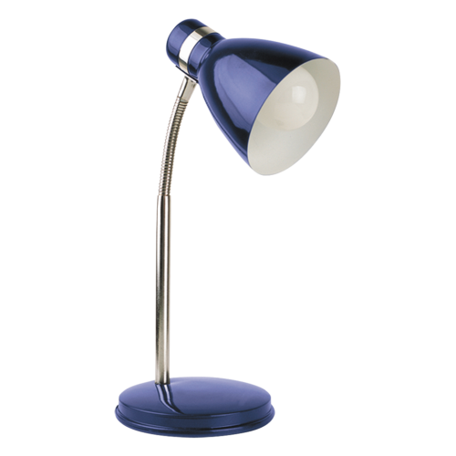 Patric asztali lámpa kék