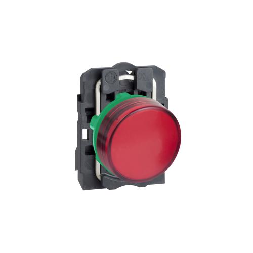 Harmony LED-ES Jelzőlámpa piros  230V