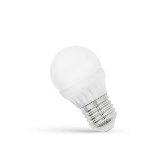 Led Kisgöm E27, 6W . napfény fehér