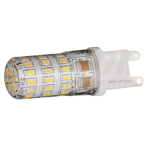 Led G9, 4W meleg fehér fényforrás