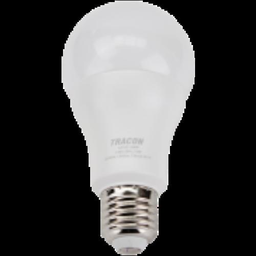 Led Gömb, E27, 15W, natúr fehér színű