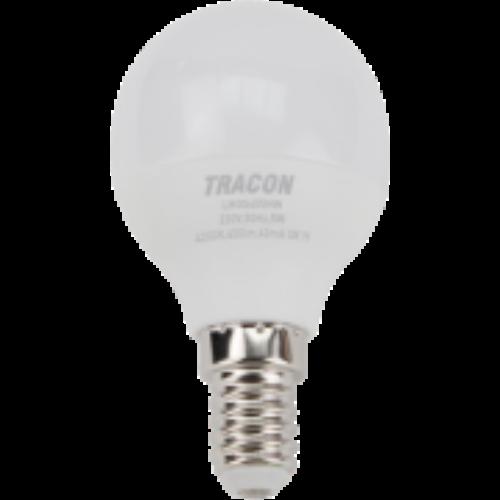 LED gömb E14 5W 4000K