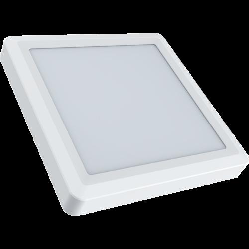 Led mélysugárzó-négyszögletes 12W