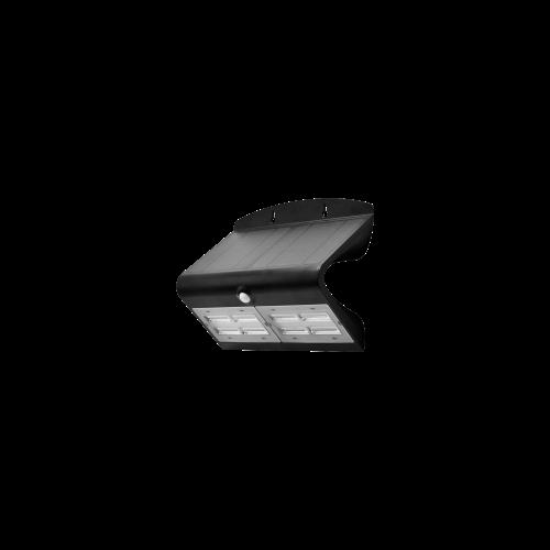 Napelemes oldalfali lámpatest mozgásérzékelővel