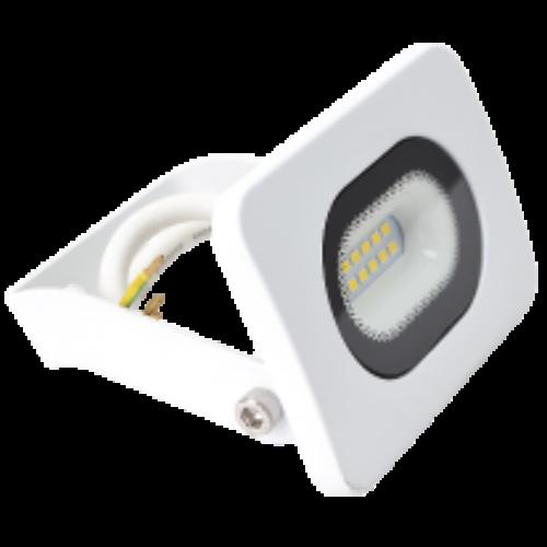 LED Fényvető, 750lm, 10W, fehér
